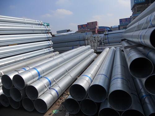 优惠的钢管_要买销量好的镀锌无缝钢管就来路朗钢铁