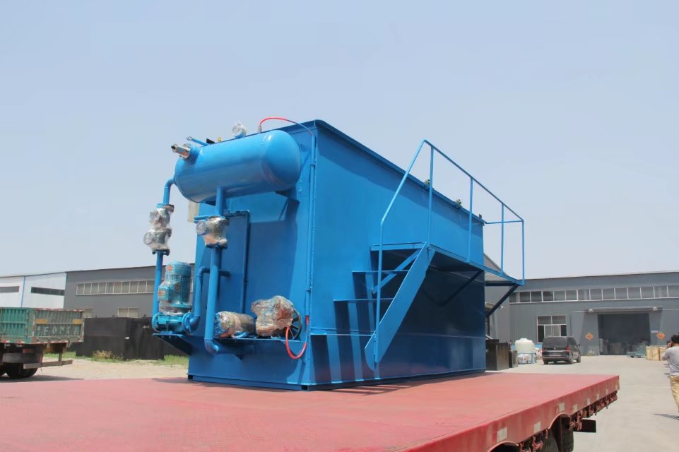 潍坊哪里有卖划算的气浮机 天津气浮机生产厂家