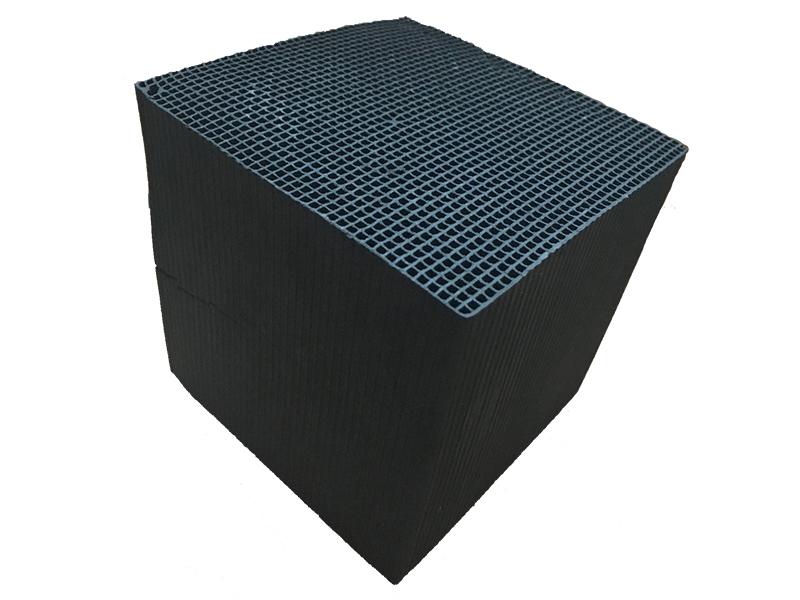 苏凡牌废气处理煤质蜂窝活性炭