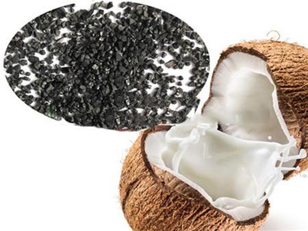 椰壳活性炭-高质量的果壳活性炭河北厂家直销供应