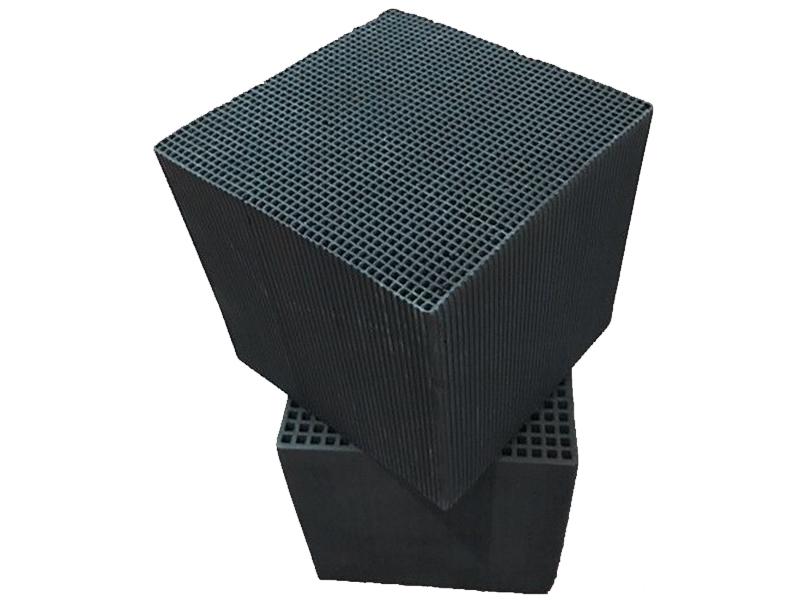 大量生產蜂窩活性炭-推薦新品煤質蜂窩廢氣處理活性炭