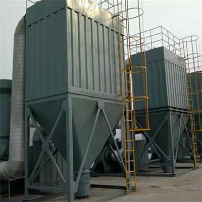 气箱脉冲布袋除尘器使用时常见问题及解决方法|行业资讯-河南蓝翼环保科技有限公司