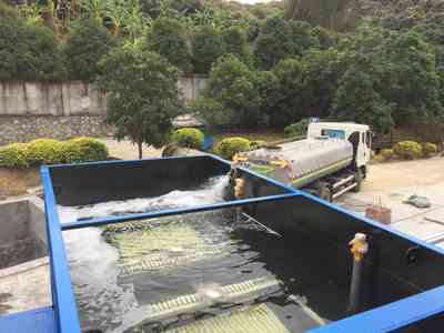 哪里能買到好用的廣西MBR膜污水處理成套設備|廣西mbr膜污水處理設備出水達到國家回用標準