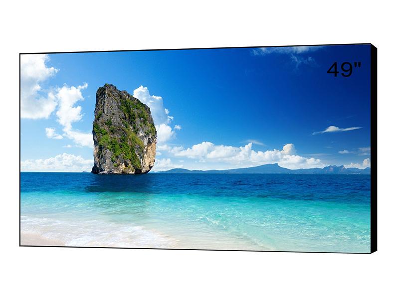 46寸LED低亮液晶拼接大屏价格 北京知名品牌液晶拼接屏供应商