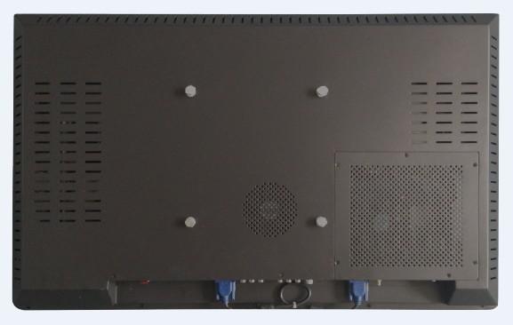 壁挂电容触控一体机-北京商显视界专业生产广告机