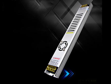 超薄灯箱LED电源12V300W卷帘灯拉布灯箱内置电源