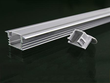 铝槽led灯条铝慒U型带PC罩灯条外壳批发LED线性灯