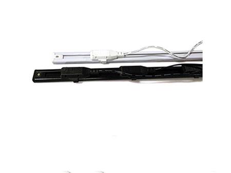 齐芯达展柜导轨.货架电源轨道导电槽LED移动导轨槽