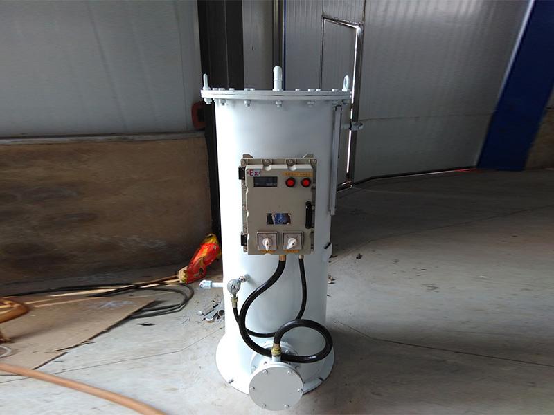 电加热复热器