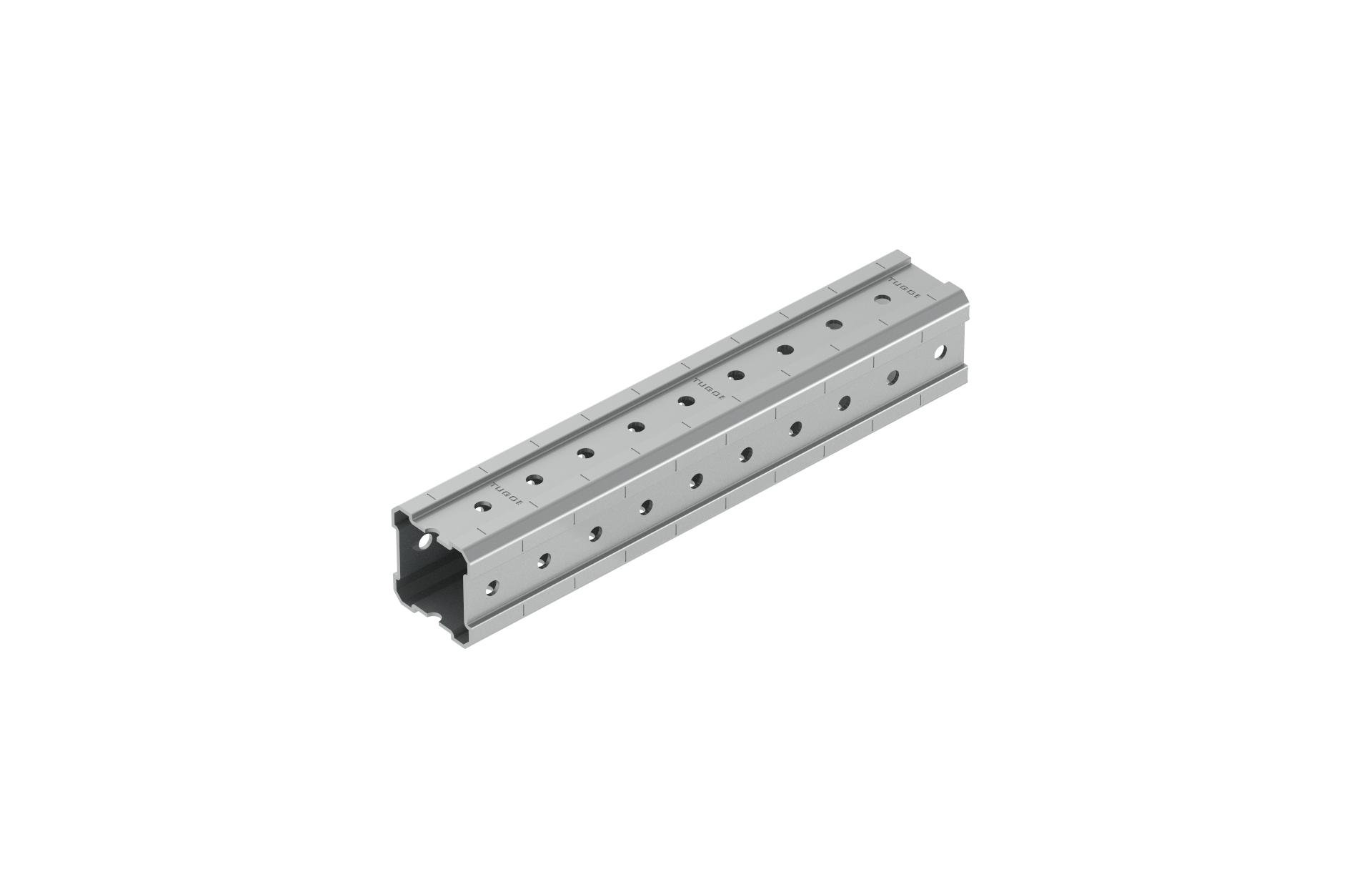 厂家供应重型槽钢槽钢拼接件钢结构底座各类型号