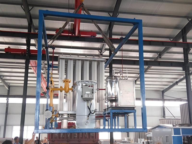 LNG汽化调压设备