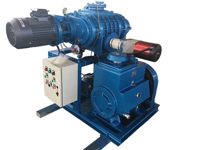 南通JZJX型羅茨旋片真空機組供應 江蘇銷量好的羅茨真空泵