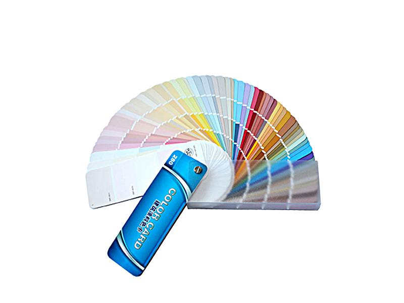 水性木器漆色浆-耐用的色卡当选熠辉化工