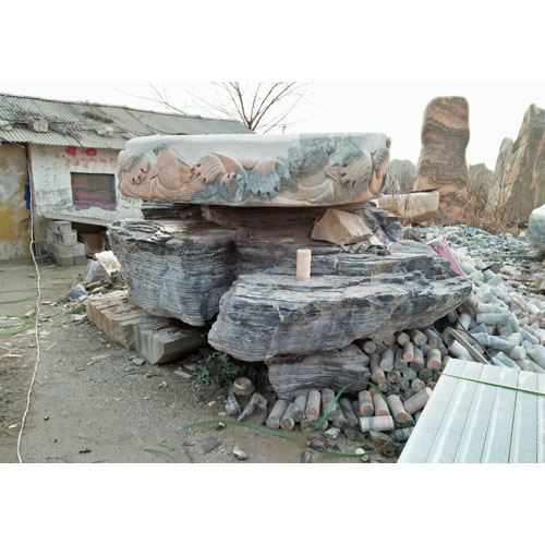 在哪能买到专业的千层石景观石呢 临朐千层石景观假山