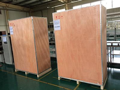 厂家定做钢带箱免熏蒸设备包装木箱钢带包边物流包装木箱
