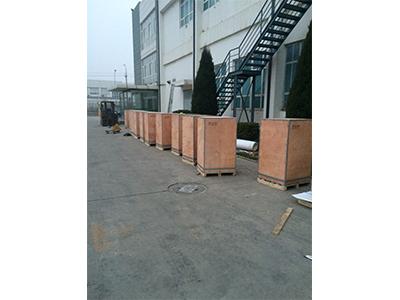 可拆卸木箱-买钢带木箱认准天津远洋木业