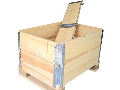 可拆卸木箱|买围板箱就来天津远洋木业
