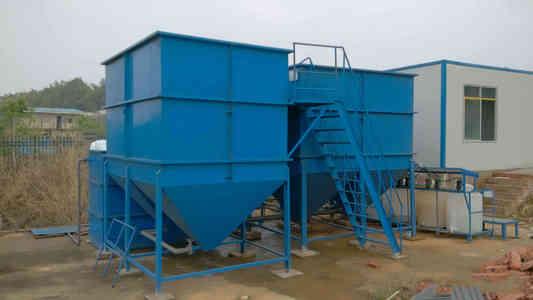 广州、湖南养鸡养猪场专利生产一体化污水处理设备价低案例多