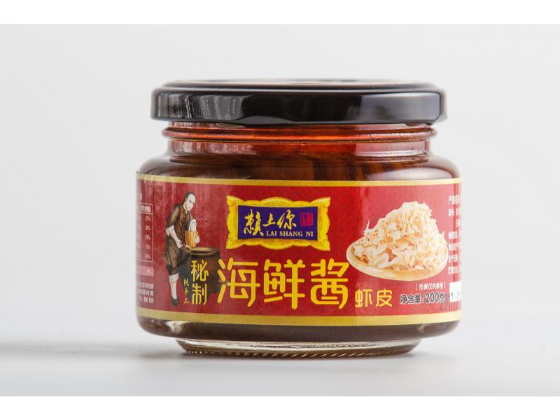 蝦皮海鮮醬