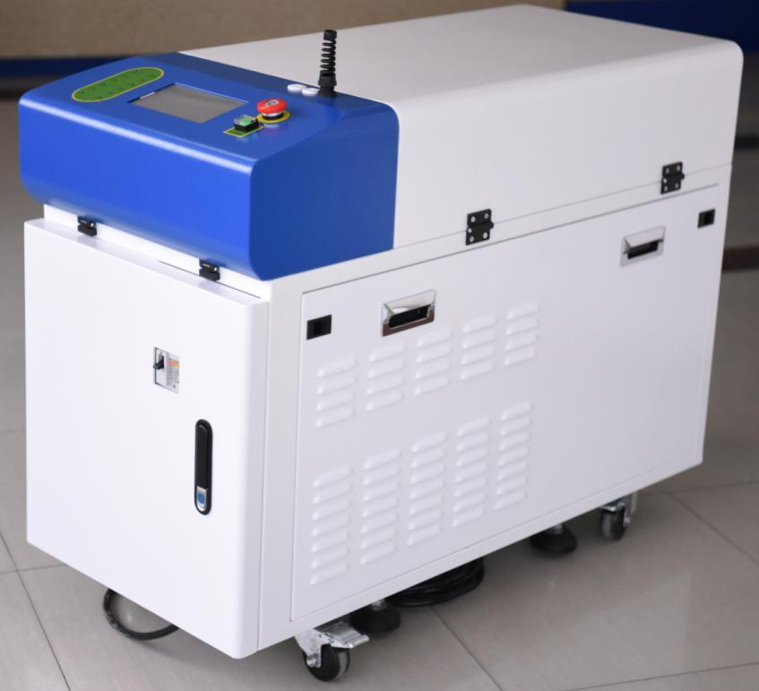 手提式激光清洗机手提式激光除锈机|广州哪里有卖划算的YAG激光发生器