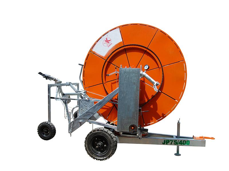 噴灌泵_江蘇科翔制泵高性價絞盤式噴灌機出售