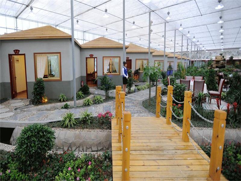 美观大气!生态餐厅建设工程、生态建造厂家哪家好、利广