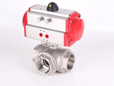 畅销的气动三通球阀价格怎么样,PVC电动双由令球阀