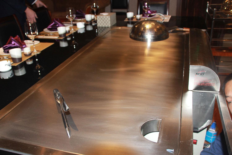 北京瑞隆意达_名声好的铁板烧设施批发商-简易铁板烧设备报价