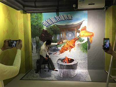 3D画生产_想找3D手绘油画就来尚美诚壁画