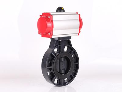 气动PVC蝶阀品牌|规模大的气动PVC蝶阀供应商