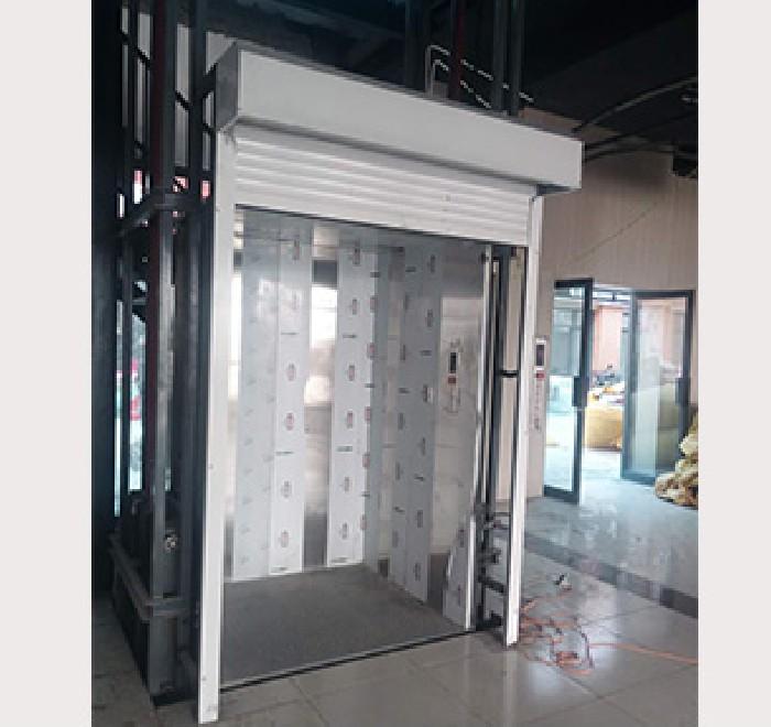 郑州哪里有高质量的济南货梯供应