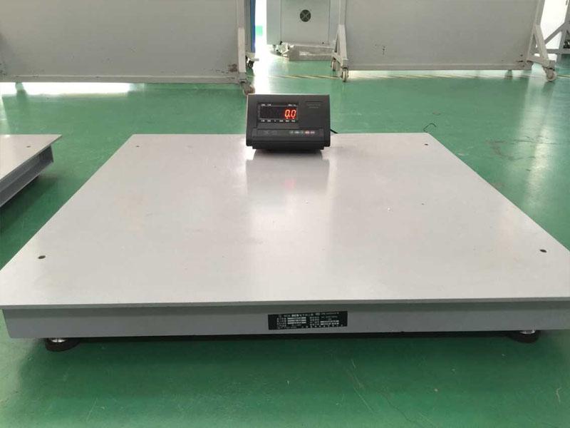 單層地上衡供貨廠家_鷹牌衡器提供有性價比的電子地上衡