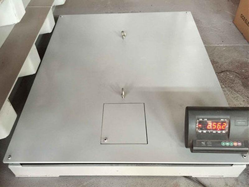 上海电子地上衡-鹰牌衡器提供口碑好的电子地上衡