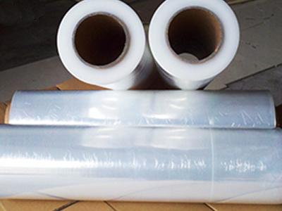 机用缠绕膜厂家定制强力拉伸缠绕膜