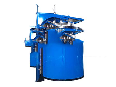 数控智能井式氮化炉-大量供应好用的井式氮化炉