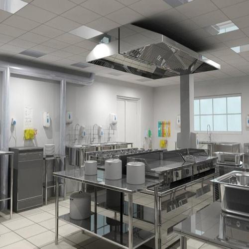 找厨房设计就找盛佳康农副产品有限公司_创意好 工厂食堂厨房设计咨询