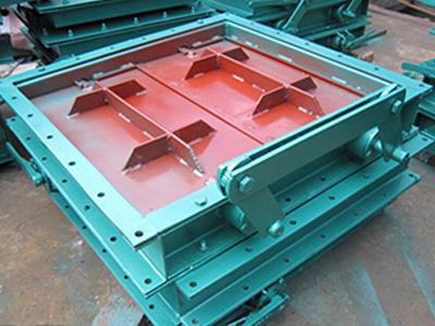 挡板风门批发-专业可靠的挡板风门,江苏海陆航管道设备倾力推荐