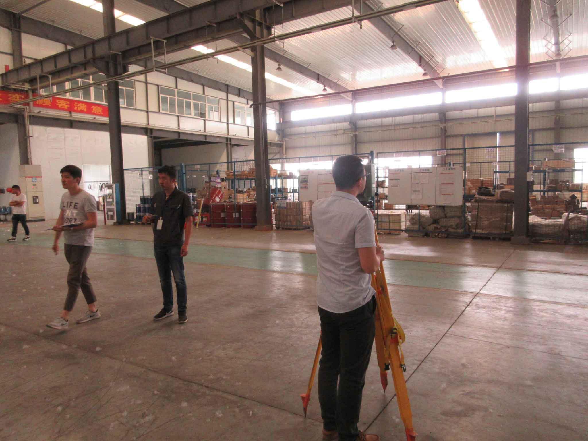厂房检测既有工业园区房屋鉴定钢结构厂房检测