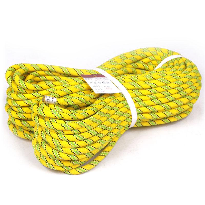 口碑好的GL登山绳GLJ01-江苏哪里有供应品质好的10MM窜彩条登山绳