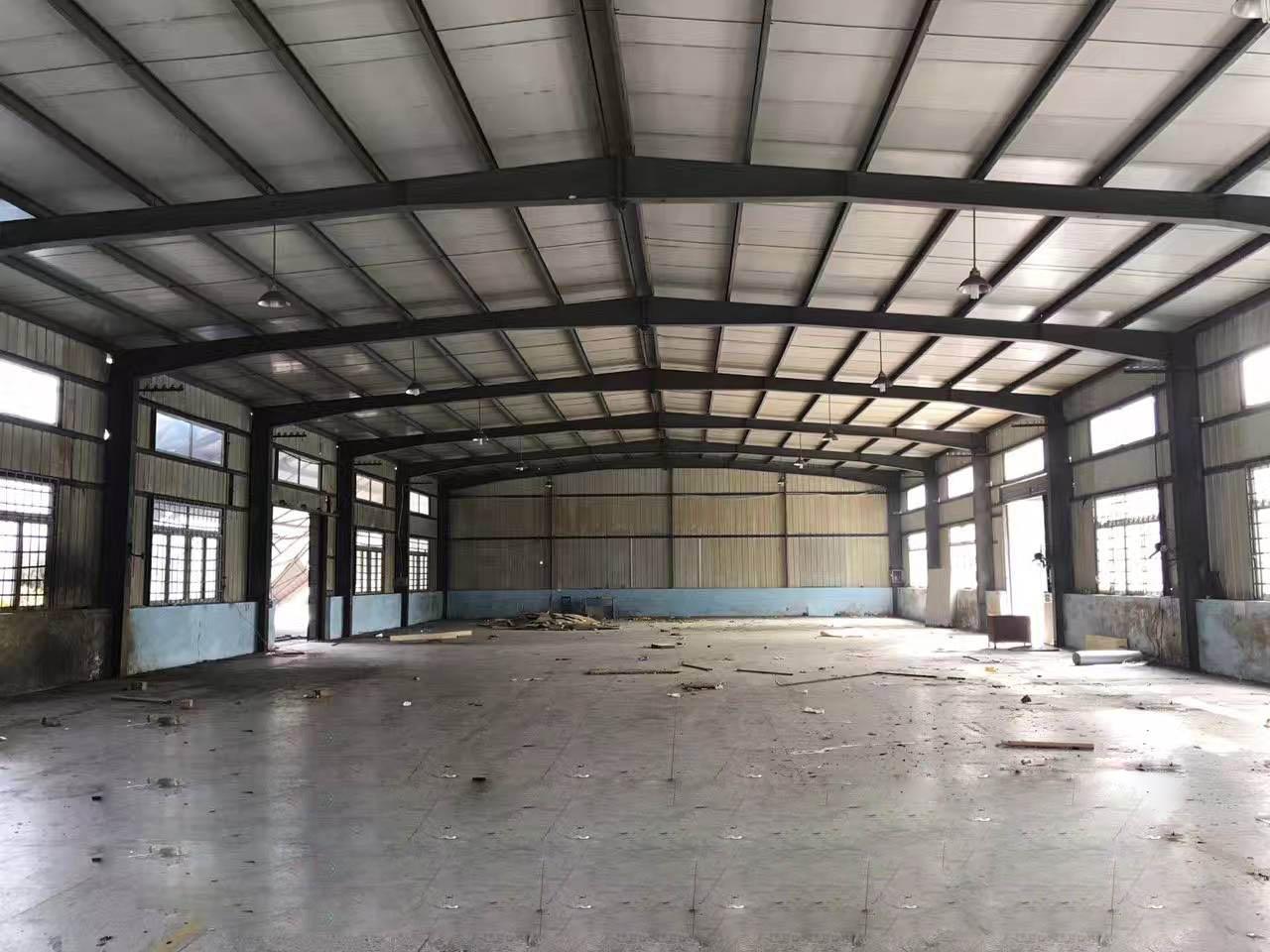 二手钢结构材料-可靠的钢结构厂房哪里有