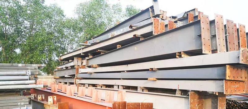 旧钢构价格_安徽钢结构厂房