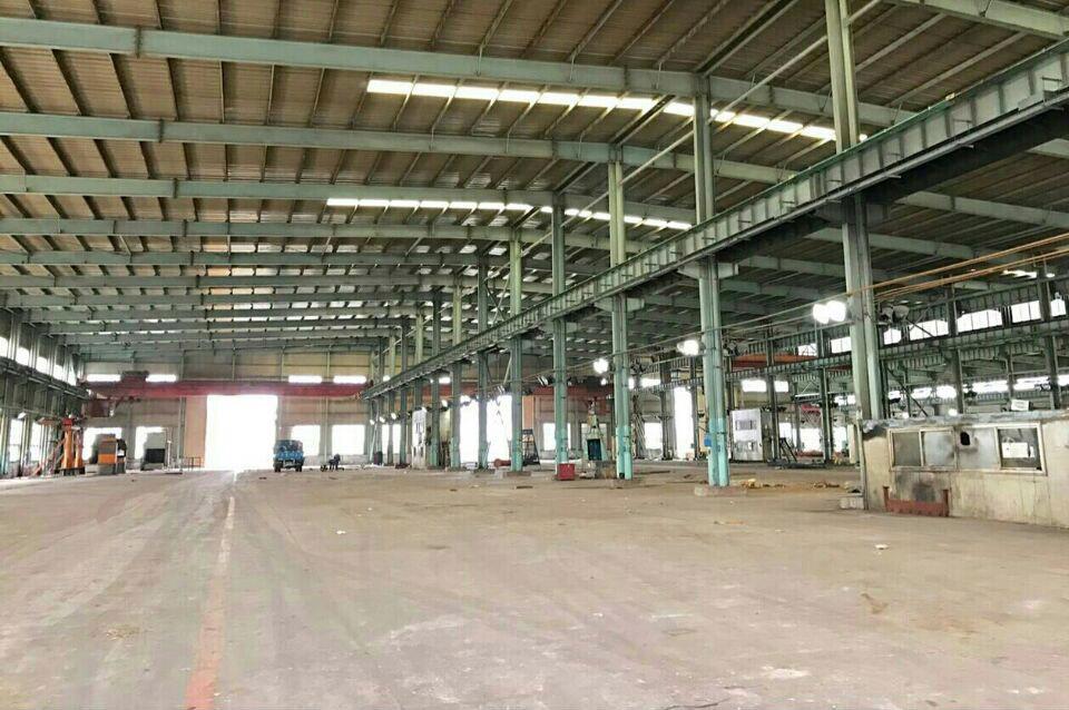 出售二手钢结构厂房价位-安徽钢结构厂房费用