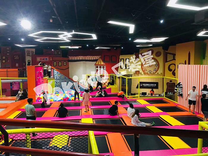 儿童乐园加盟品牌,口袋屋活力空间创业投资高回报率新选择