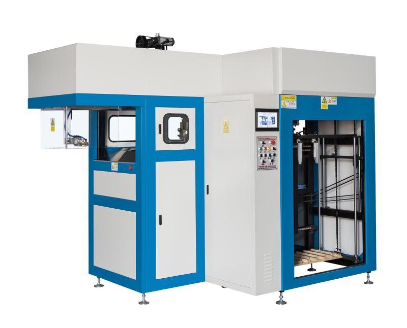好用的RKZDLT350高速全自动连体盒成型机在哪买     -高速连体盒成型机供应