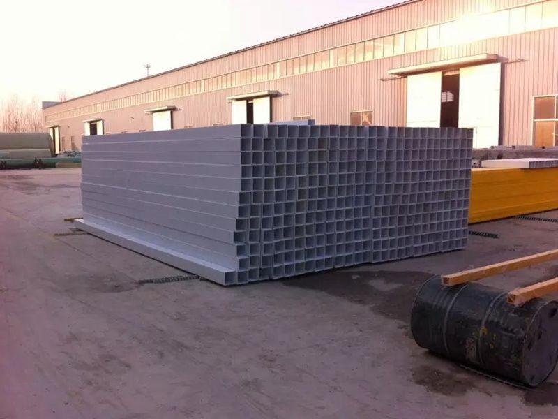 繁盛——专业的玻璃钢拉挤型材圆管提供商_订购玻璃钢圆管厂家
