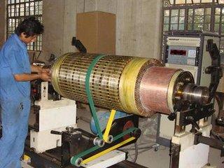 西安电机维修厂家 陕西电机维修服务公司