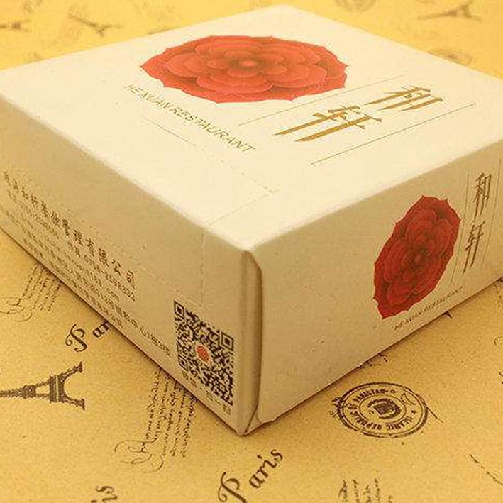 郫縣廣告抽紙》180*8484*2075訂制成都飯店盒裝紙巾
