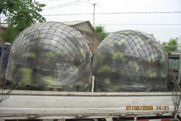 天線罩廠家批發_供應德州耐用的玻璃鋼天線罩