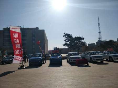 辽宁专业的江铃4S店-供应沈阳优惠的江铃轻汽汽车