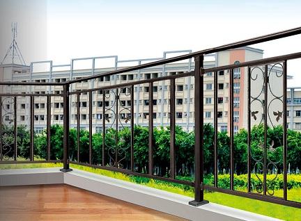 优惠的南宁锌钢阳台护栏_广西专业的阳台护栏生产基地